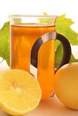 лимонно-медовый квас