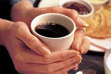лечебных свойствах кофе