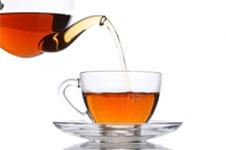 чай некрепкий