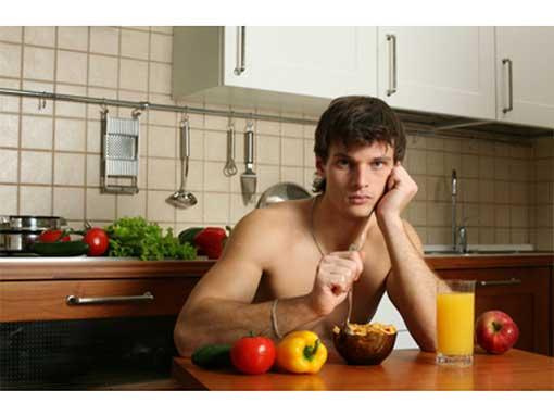 Полезный завтрак для мужчины