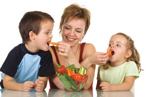 Как укрепить иммунитет ребенку 4 лет