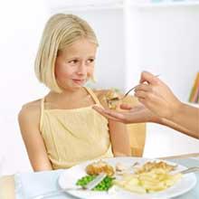 ребенок отказывается завтракать