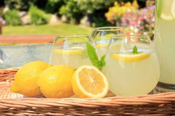 домашний-лимонад
