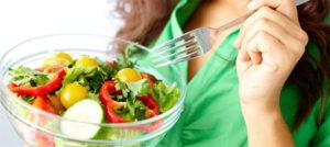 Вегетарианская диета при беременности