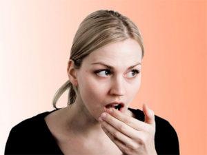 Что вызывает плохое дыхание