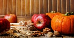 Продукты, которые полезны осенью