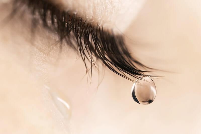 польза-слёзы