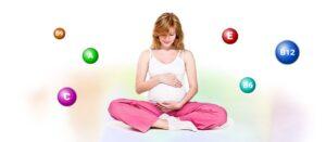 Правильные витамины для беременных