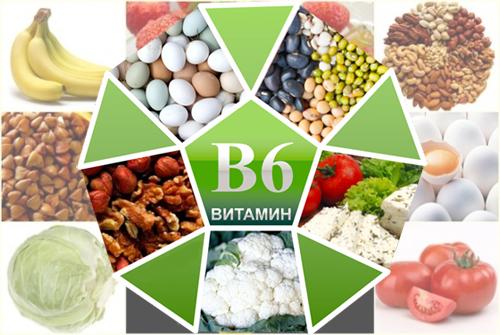 дефицита витамина